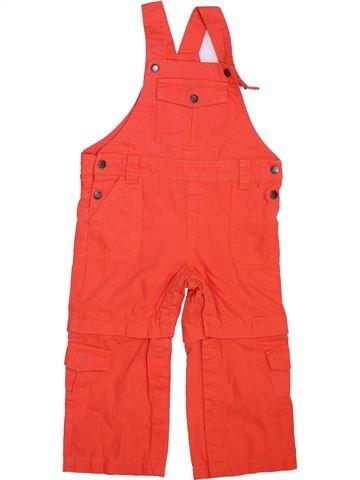 Mono niño VERTBAUDET naranja 2 años invierno #1449719_1