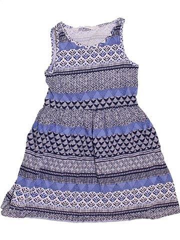 Vestido niña H&M azul 4 años verano #1449881_1