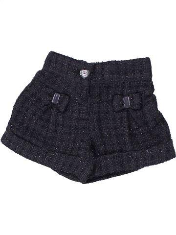 Short - Bermuda fille DUNNES STORES noir 9 mois hiver #1450239_1