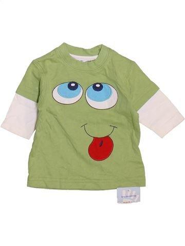 Camiseta de manga larga niño CHEROKEE verde 1 mes invierno #1450293_1