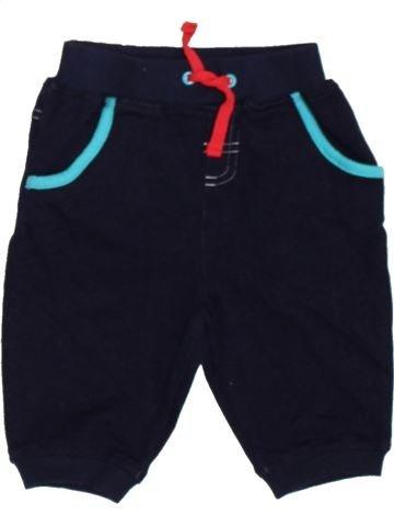 Pantalon garçon ZIP ZAP noir 3 mois hiver #1450508_1