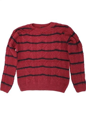 jersey niño RIVER ISLAND marrón 12 años invierno #1450537_1