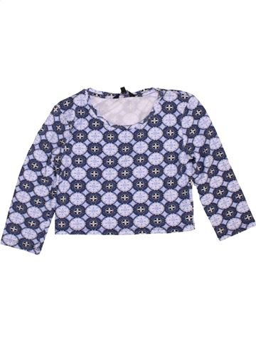 T-shirt manches courtes fille CANDY COUTURE gris 11 ans été #1450572_1