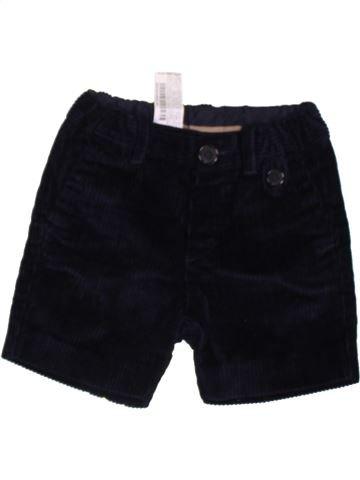 Short - Bermuda garçon ZARA noir 12 mois hiver #1450654_1