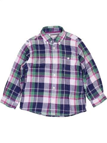 Camisa de manga larga niño MAYORAL gris 4 años invierno #1450694_1