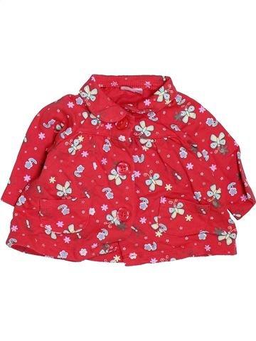 Sudadera niña CHEROKEE rosa 3 meses invierno #1450955_1
