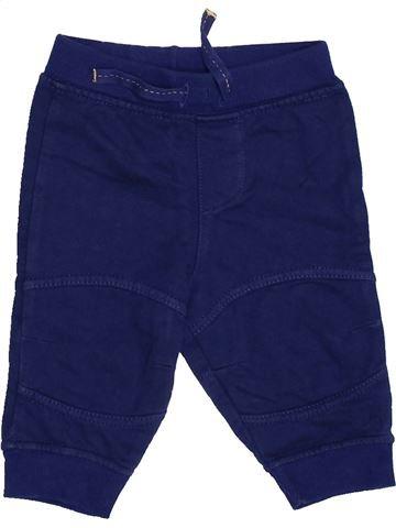 Pantalón niño BLUEZOO azul 6 meses invierno #1451124_1