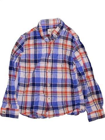 Chemise manches longues garçon MASSIMO DUTTI gris 6 ans hiver #1451349_1