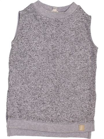 Pull fille RIVER ISLAND gris 4 ans hiver #1451378_1