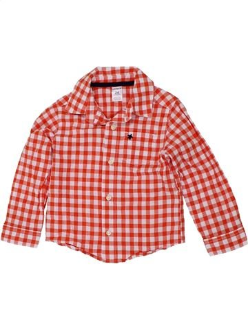 Camisa de manga larga niño CARTER'S rosa 2 años invierno #1451414_1