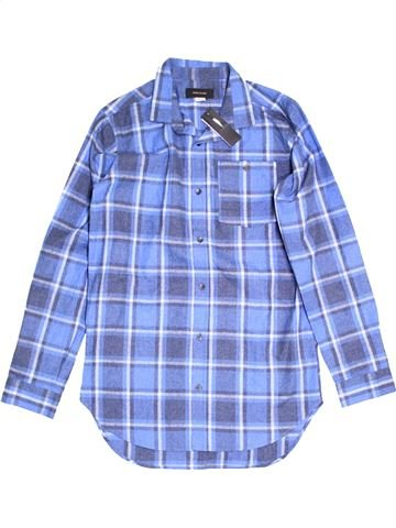 Camisa de manga larga niño RIVER ISLAND azul 11 años invierno #1451583_1