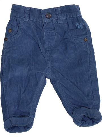 Pantalón niño BHS azul 6 meses invierno #1451648_1