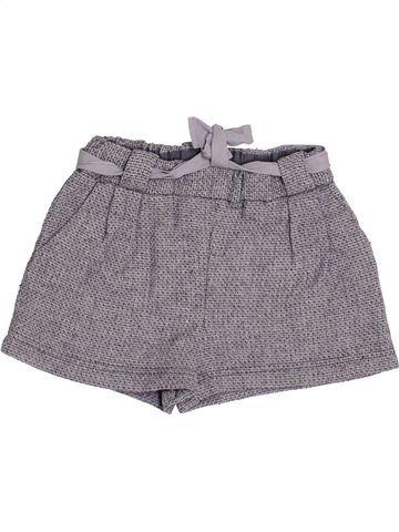 Short - Bermuda fille NEXT gris 4 ans hiver #1451694_1