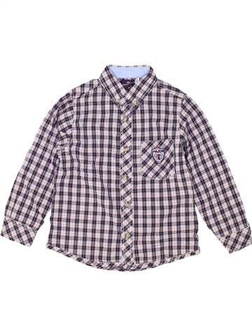 Chemise manches longues garçon SERGENT MAJOR gris 5 ans hiver #1452311_1
