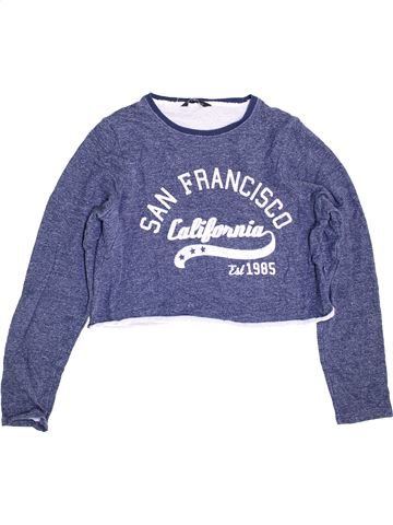 Sweat fille CANDY COUTURE bleu 16 ans hiver #1453060_1