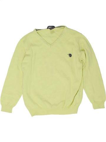 Pull garçon ZARA vert 4 ans hiver #1453185_1