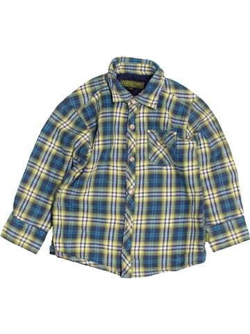 Chemise manches longues garçon TED BAKER gris 3 ans hiver #1453194_1
