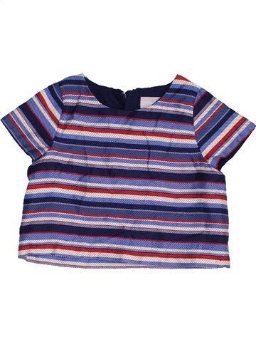 Blusa de manga corta niña I LOVE GIRLSWEAR azul 4 años invierno #1453243_1