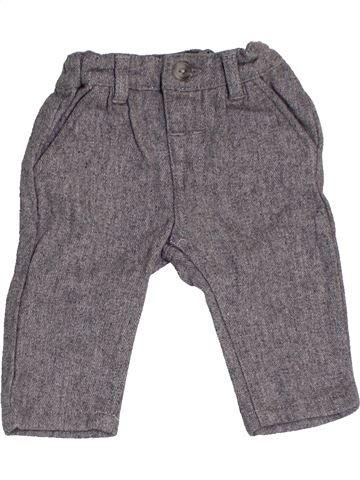 Pantalón niño MAMAS & PAPAS gris 6 meses invierno #1453337_1