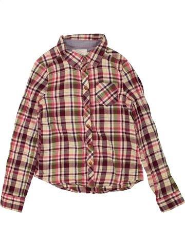 Chemise manches longues garçon H&M marron 9 ans hiver #1453348_1