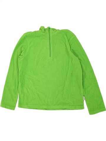 Pull garçon ETIREL vert 10 ans hiver #1453765_1