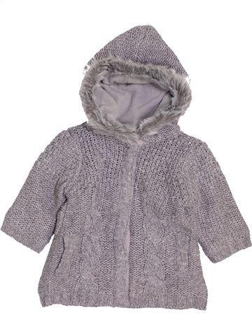Veste garçon OKAIDI gris 12 mois hiver #1453823_1