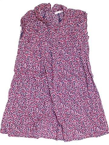 Robe fille MONOPRIX violet 6 ans été #1453873_1