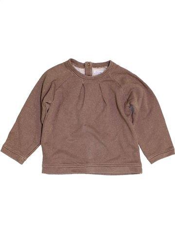 jersey niña BOUT'CHOU marrón 3 años invierno #1453882_1