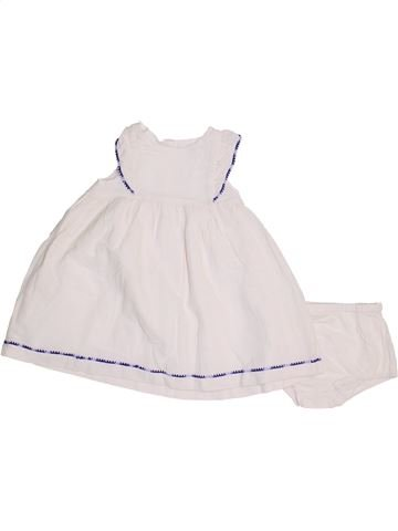 Vestido niña BOUT'CHOU blanco 9 meses verano #1454282_1