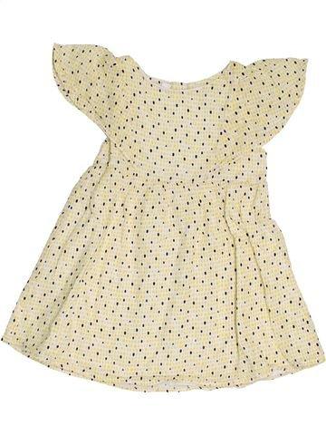 Robe fille MARÈSE beige 18 mois été #1454312_1