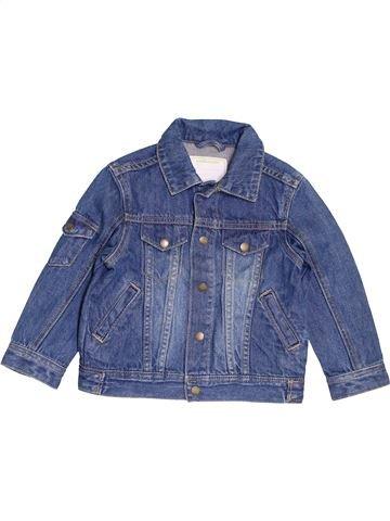 Chaqueta niño VERTBAUDET azul 3 años verano #1454334_1