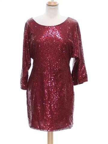 Vestido de noche mujer BOOHOO 40 (M - T2) invierno #1454512_1