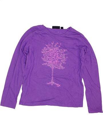 T-shirt manches longues fille MEXX violet 10 ans hiver #1454731_1