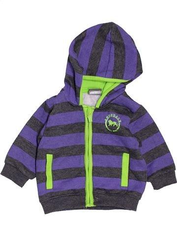 Sweat garçon LONSDALE violet 6 mois hiver #1454835_1