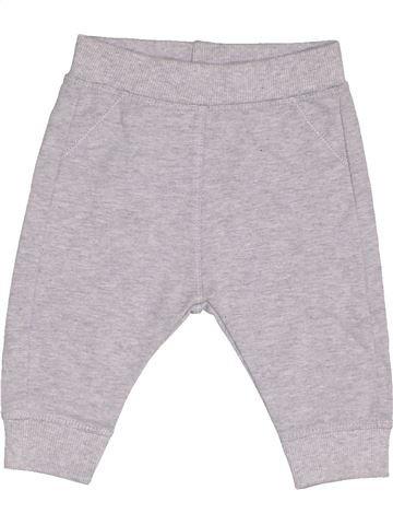 Pantalon garçon DEBENHAMS gris 6 mois hiver #1454837_1