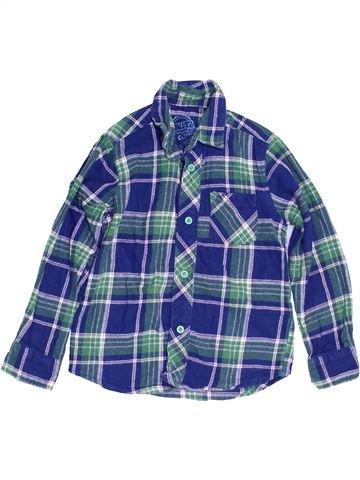 Camisa de manga larga niño BLUEZOO azul 7 años invierno #1455355_1