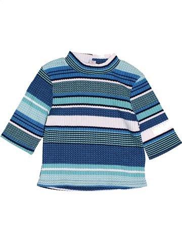 Camiseta de manga corta niña RIVER ISLAND azul 8 años verano #1455526_1