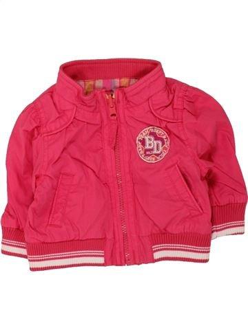 Chaqueta niña H&M rosa 3 meses invierno #1455956_1