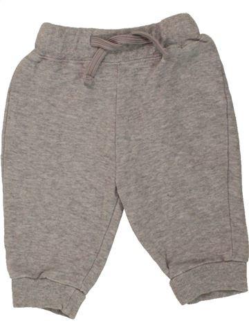 Pantalón niño IMPIDIMPI gris 6 meses invierno #1456370_1