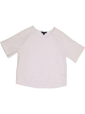 Blusa de manga corta niña CANDY COUTURE blanco 15 años invierno #1456396_1
