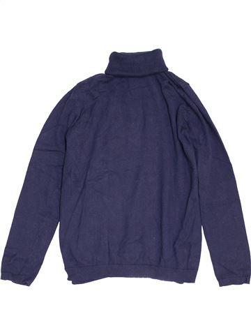 jersey niña ZARA azul 10 años invierno #1456773_1