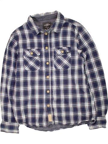 Camisa de manga larga niño H&M violeta 14 años invierno #1457172_1