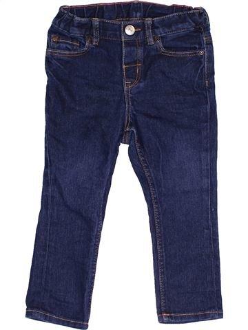 Tejano-Vaquero niño H&M azul 2 años invierno #1457210_1