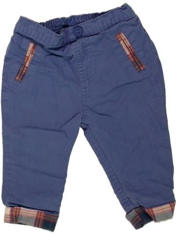 Pantalon garçon MOTHERCARE bleu 6 mois hiver #1457423_1