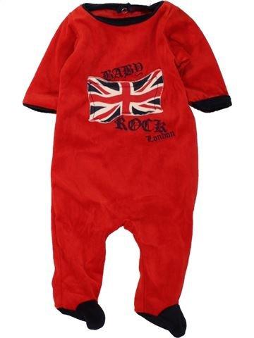 Pijama de 1 pieza niño DEVIL CHILD rojo 1 mes invierno #1457653_1