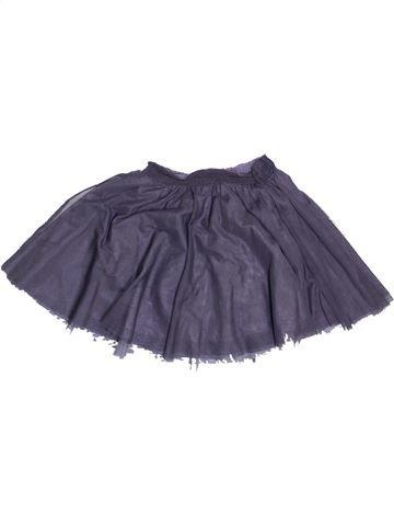 Falda niña OKAIDI violeta 10 años invierno #1457860_1