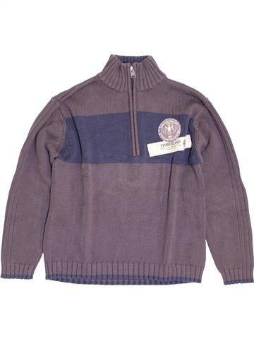 Gilet garçon TIMBERLAND violet 10 ans hiver #1457868_1