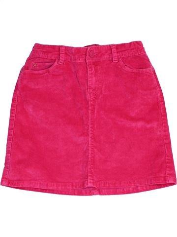 Falda niña OKAIDI rosa 10 años invierno #1457890_1