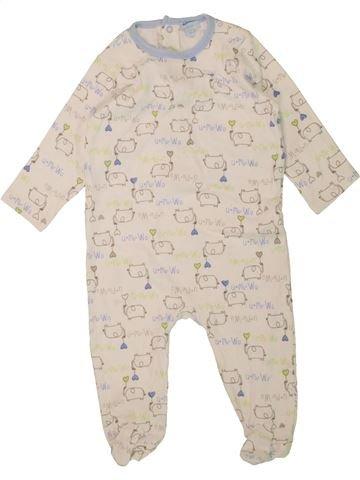 Camiseta de manga larga niño TEX beige 12 meses invierno #1458264_1