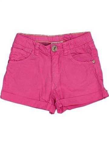Short-Bermudas niña ELIANE ET LENA rosa 3 años verano #1458314_1